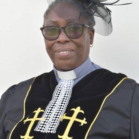 Director, Rev. Mrs. Artishia Svanikier